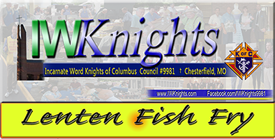 IW Knights - Annual Lenten Fish Fry